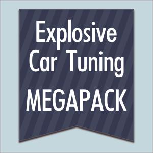 Explosive Car Tuning