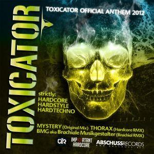 VA - Infected (Toxicator Anthem 2012)