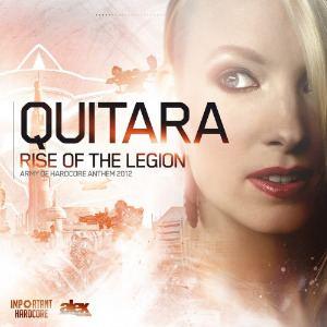 Quitara - Rise Of The Legion (Army Of Hardcore Anthem 2012)