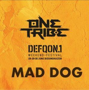 Mad Dog @ Defqon 1 2019 Black Stage 1080p