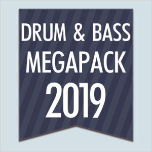 Drum & Bass 2019 October Megapack