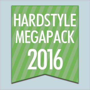Hardstyle 2016 Megapack
