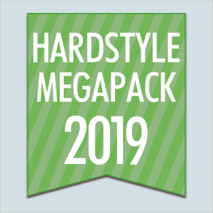 Hardstyle 2019 May Megapack