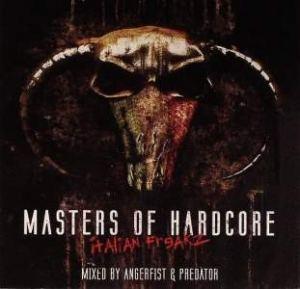 VA - Masters Of Hardcore - Italian Freakz (2009)