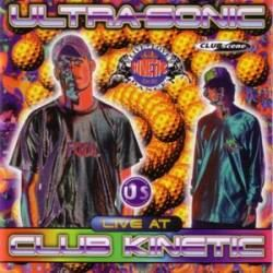 Ultra-Sonic - Live At Club Kinetic (1996)