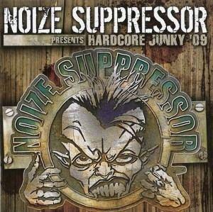 Noize Suppressor - Hardcore Junky '09 DVD (2009)