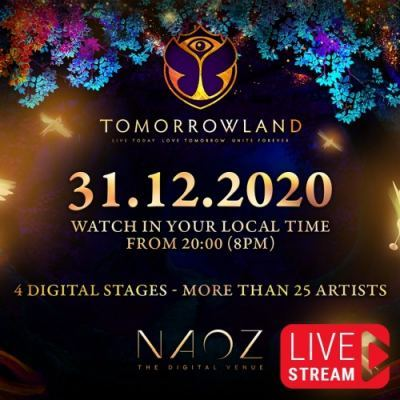 Brennan Heart - Tomorrowland NYE 2020 Live Video