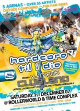 VA - HTID 25 - X-Treme Clubland DVD (2007)