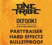 Partyraiser & Hard.Effectz & Bulletproof @ Defqon 1 2019 Black Stage 1080p