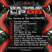 DJ Mutante - Social Teknology LP 06 (2014)