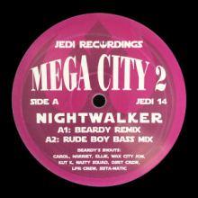 Mega City 2 - Nightwalker / Amazon (Remixes) (2016)