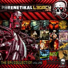 VA - Legacy 2016: The EPs Collection, Vol. 2 (2015)
