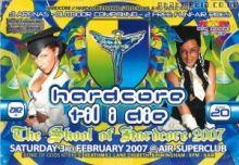 HTID Skool Of Hardcore DVD (2007)
