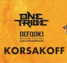 Korsakoff @ Defqon 1 2019 Black Stage 1080p