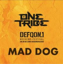 Mad Dog @ Defqon 1 2019 Black Stage 1080p