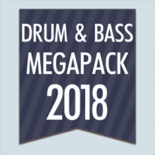 Drum & Bass 2018 September Megapack