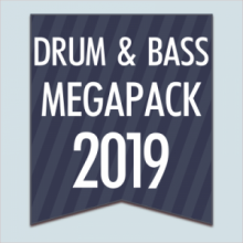 Drum & Bass 2019 December Megapack