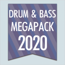 Drum & Bass 2020 NOVEMBER Megapack