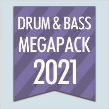 Drum & Bass 2021 JANUARY Megapack