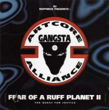 VA - DJ Ruffneck Presentz - Fear Of A Ruff Planet II - The Quest For Justice (1998)