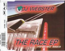 DJ Webster - The Race EP (1995)