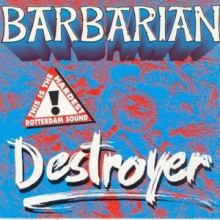 Barbarian - Destroyer (1993)