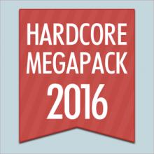 Hardcore 2016 Megapack