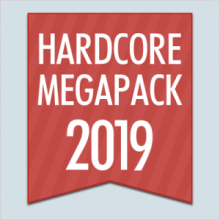 Hardcore 2019 March Megapack