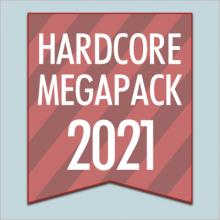 Hardcore 2021 MARCH Megapack