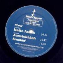 Josh & Wesz Present Chickz On Fire - Natte Asbak (2007)