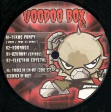 Zone-33 - Voodoo Box 02 (2004)