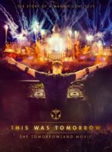 This Was Tomorrow: Tomorrowland Presents... Bluray (2015)