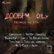 200BPM+ Only - Destroy The City
